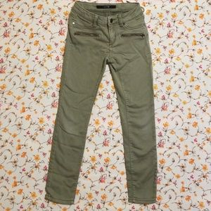 Joe's Jeans Olive Pants